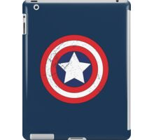 Captain America - Shield iPad Case/Skin