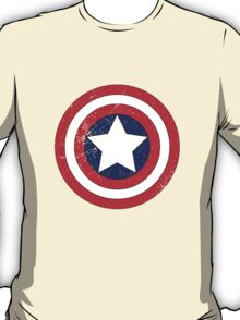 Captain America - Shield T-Shirt