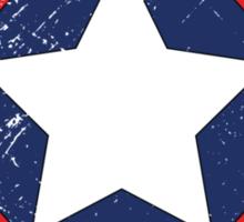 Captain America - Shield Sticker