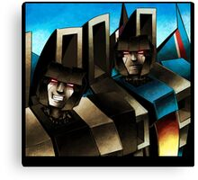 transformers seekers 2 Canvas Print