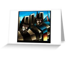 transformers seekers 2 Greeting Card