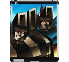 transformers seekers 2 iPad Case/Skin