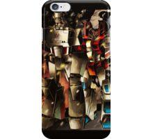 Megatron ft starscream iPhone Case/Skin