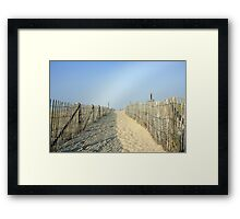 Nauset Beach Framed Print