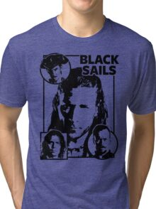Black Sails Tri-blend T-Shirt