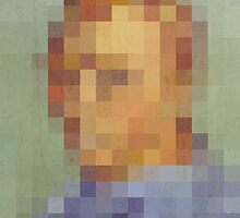 pixel van gogh by PlayWork