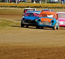Autograss Minis!! by Robert Shaw