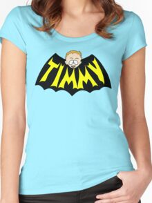 Timmy Women's Fitted Scoop T-Shirt
