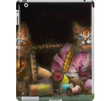Cat - Mischief makers 1915 iPad Case/Skin