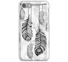 Etnic Feathers iPhone Case/Skin