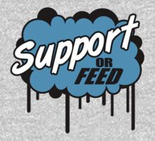 League of Legends: Support or Feed One Piece - Long Sleeve