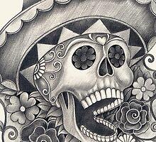 Dia de los muertos by afzucatti
