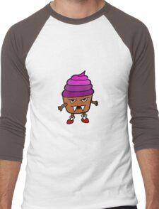 MUFFIN MONSTER Men's Baseball ¾ T-Shirt