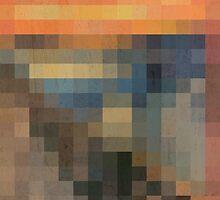pixel scream by PlayWork