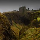 Dunottar castle 2 by Terry Mooney