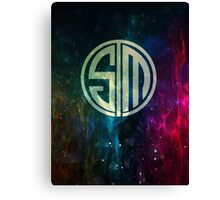 TSM Abstract Canvas Print