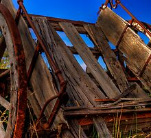 Seen Better Days by raymac