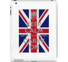 Top Gear Bombshell iPad Case/Skin