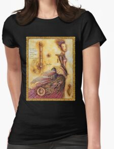 Cover: Nobles: The Shining Host Womens Fitted T-Shirt