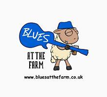 Blues At The Farm - The Bestest Little Blues Club in Essex Unisex T-Shirt