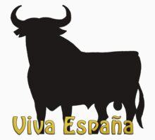 Viva España Baby Tee