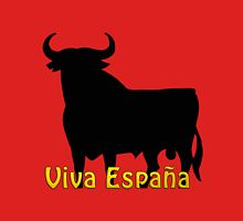 Viva España Womens Fitted T-Shirt