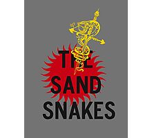 Game of Thrones The Sand Snakes of House Martell Photographic Print