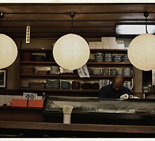 Sashimi Chef, Kyoto, Japan 2008 by NatashamenoN PhotographY