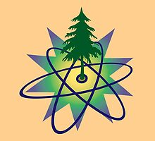 Atomic Pine by TheaRaeDesign