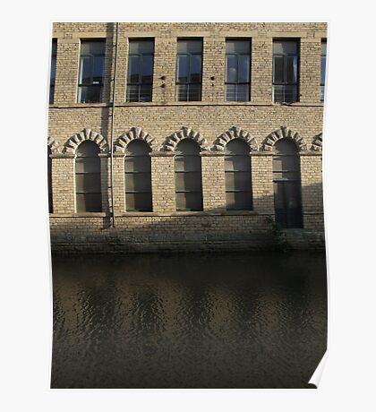 Salts Mill (3) Poster