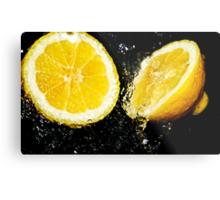 Lemon fresh Metal Print