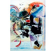 Transcendance (Abstract 92)  Photographic Print