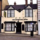 Blacksmiths Arms - Thirsk North Yorkshire by Trevor Kersley