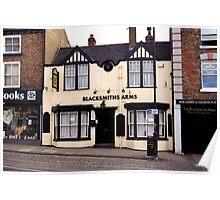 Blacksmiths Arms - Thirsk North Yorkshire Poster
