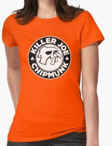 Killer Joe Chipmunk Womens Fitted T-Shirt
