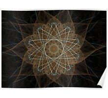 Atom Star Poster