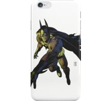 Batman Running iPhone Case/Skin