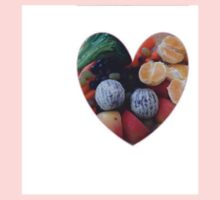 Love Fruits and Vegetables  Kids Tee