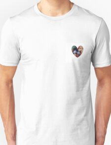 Love Fruits and Vegetables  T-Shirt