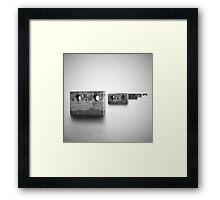 Grad II Framed Print