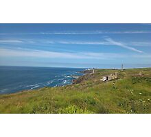 Levant Mine - Cornwall Photographic Print