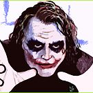 Joker frame by OscarEA