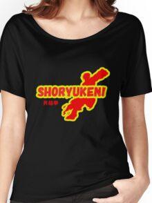 Street Fighter - Ken - Shoryuken Women's Relaxed Fit T-Shirt