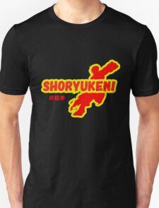 Street Fighter - Ken - Shoryuken T-Shirt