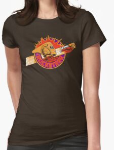 King of the rocket men Womens Fitted T-Shirt