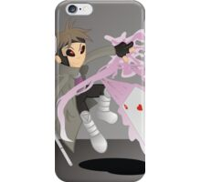 Gambit iPhone Case/Skin