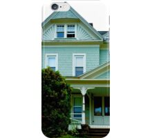 MT HOLYOKE HOUSE 2 iPhone Case/Skin
