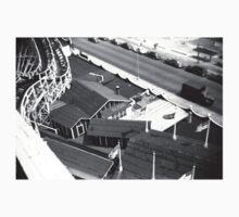 """The Cyclone"" Revere Beach, MA One Piece - Short Sleeve"