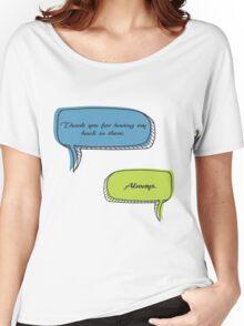 Caskett Women's Relaxed Fit T-Shirt
