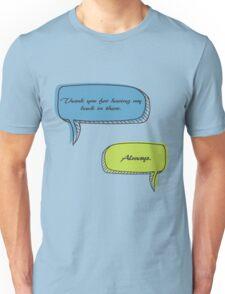 Caskett Unisex T-Shirt